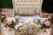 Фото 17 Оформление зала на свадьбу (150+ свадебных трендов): как сделать торжество незабываемым!