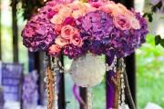 Фото 5 Оформление зала на свадьбу (150+ свадебных трендов): как сделать торжество незабываемым!