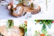Фото 43 Оформление зала на свадьбу (150+ свадебных трендов): как сделать торжество незабываемым!