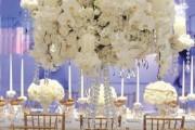 Фото 6 Оформление зала на свадьбу (150+ свадебных трендов): как сделать торжество незабываемым!