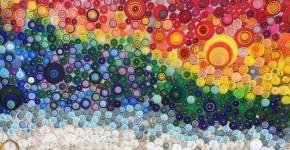 Поделки из пробок от пластиковых бутылок (48 фото): яркий и оригинальный декор фото