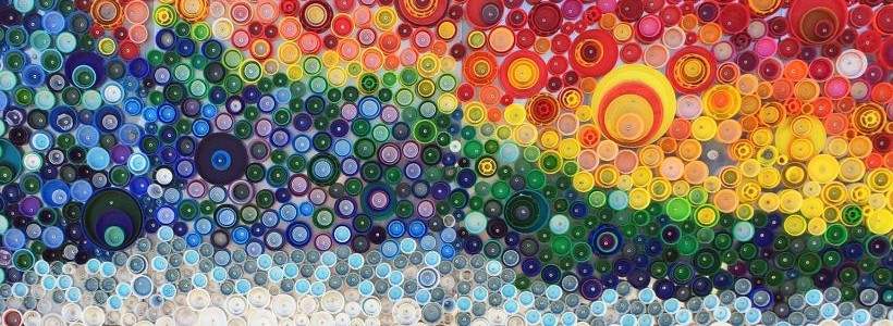 Поделки из пробок от пластиковых бутылок (48 фото): яркий и оригинальный декор