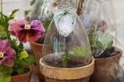 Фото 31 Поделки из пластиковых бутылок для сада (77 фото): простой и оригинальный декор