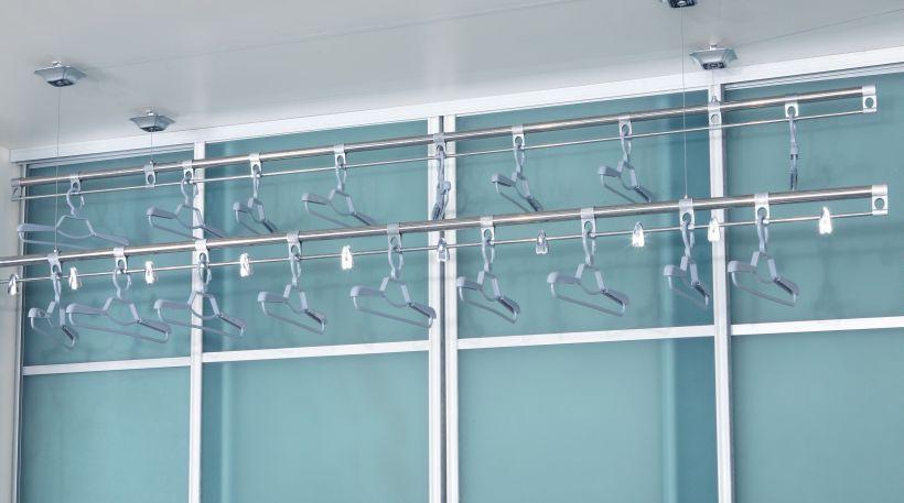 Сушилки для белья в ванную комнату: разновидности, инструкци.