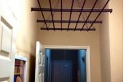 Фото 14 Потолочная сушилка для белья на балкон (45 фото): оптимальное решение бытовых вопросов