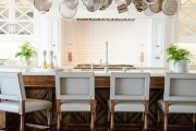 Фото 22 Рейлинги для кухни (50 фото): удобные «вешалки» для полезных мелочей