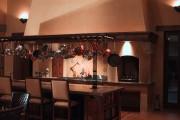 Фото 24 Рейлинги для кухни (50 фото): удобные «вешалки» для полезных мелочей