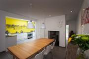 Фото 13 Рейлинги для кухни (50 фото): удобные «вешалки» для полезных мелочей