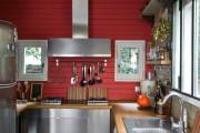 Фото 15 Рейлинги для кухни (50 фото): удобные «вешалки» для полезных мелочей