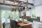 Фото 16 Рейлинги для кухни (50 фото): удобные «вешалки» для полезных мелочей