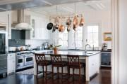 Фото 17 Рейлинги для кухни (50 фото): удобные «вешалки» для полезных мелочей