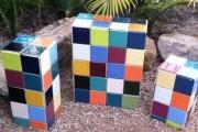 Фото 5 Необычные украшения для сада своими руками (100+ идей): оригинальные задумки и пошаговая реализация