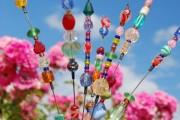 Фото 4 Необычные украшения для сада своими руками (100+ идей): оригинальные задумки и пошаговая реализация