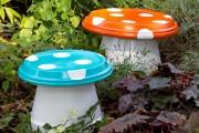 Фото 1 Необычные украшения для сада своими руками (100+ идей): оригинальные задумки и пошаговая реализация
