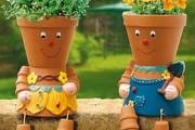 Фото 13 Необычные украшения для сада своими руками (100+ идей): оригинальные задумки и пошаговая реализация