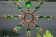 Фото 29 Необычные украшения для сада своими руками (100+ идей): оригинальные задумки и пошаговая реализация