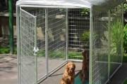 Фото 10 Делаем вольер для собаки своими руками (50 фото): что учесть и как построить