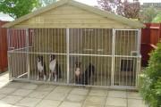 Фото 25 Делаем вольер для собаки своими руками (50 фото): что учесть и как построить