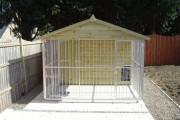 Фото 18 Делаем вольер для собаки своими руками (50 фото): что учесть и как построить