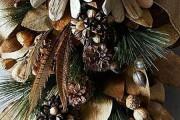Фото 37 Поделки из природного материала своими руками (76 фото): оригинальный декор для дома
