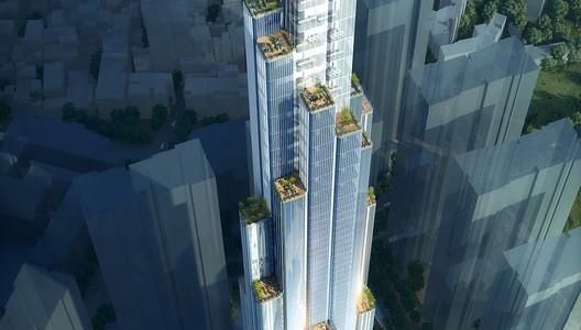 Atkins начинает работу над самым высоким зданием во Вьетнаме