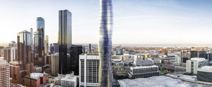Бейонсе вдохновила архитекторов на строительство роскошного небоскреба в Австралии