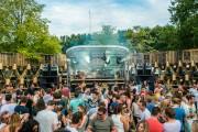 Фото 1 Студенты Технологического университета Эйндховена разработали дизайн сцены для музыкального фестиваля Extrema Outdoor