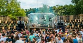 Студенты Технологического университета Эйндховена разработали дизайн сцены для музыкального фестиваля Extrema Outdoor фото