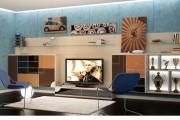 Фото 1 Мебель в гостиную под телевизор от Mr. Doors: воплощение стиля и функциональности