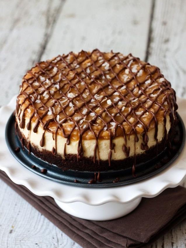 Ароматный пирог с кермом