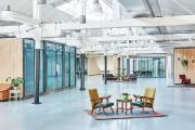 Фото 4 В Амстердаме построили офисы для компании Fairphone в здании старого склада с использованием вторичных материалов