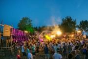 Фото 8 Студенты Технологического университета Эйндховена разработали дизайн сцены для музыкального фестиваля Extrema Outdoor