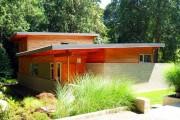 Фото 12 Деревянные дома из бруса (53 фото): проекты и их особенности
