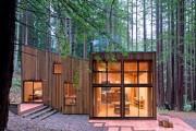Фото 14 Деревянные дома из бруса (53 фото): проекты и их особенности
