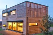 Фото 17 Деревянные дома из бруса (53 фото): проекты и их особенности