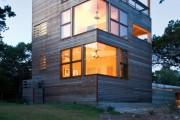 Фото 23 Деревянные дома из бруса (53 фото): проекты и их особенности