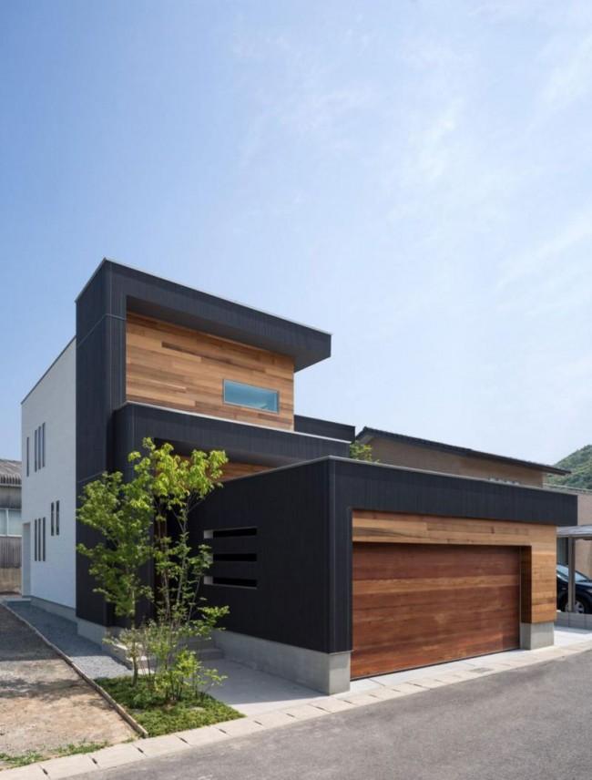 Гараж в деревянных домах из бруса должен иметь либо буферное помещение, либо отдельную вентиляционную систему