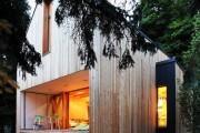 Фото 7 Деревянные дома из бруса (53 фото): проекты и их особенности