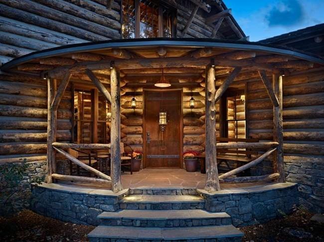Оптимальной для строительства дома и самой ценной на рынке является «северная» древесина