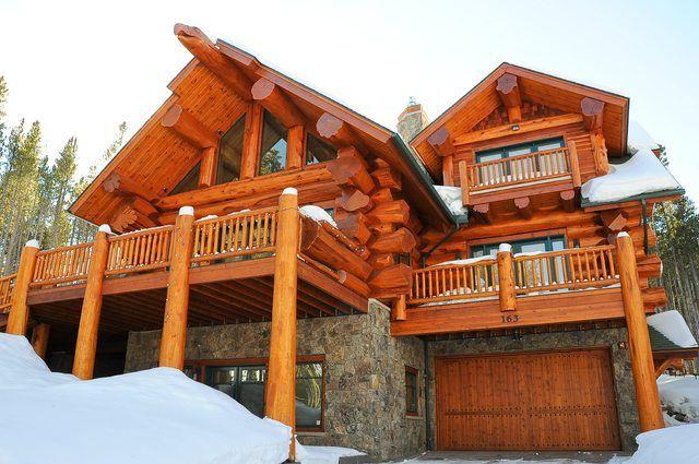 При проектировании дома обязательно должна быть учтена усадка дерева