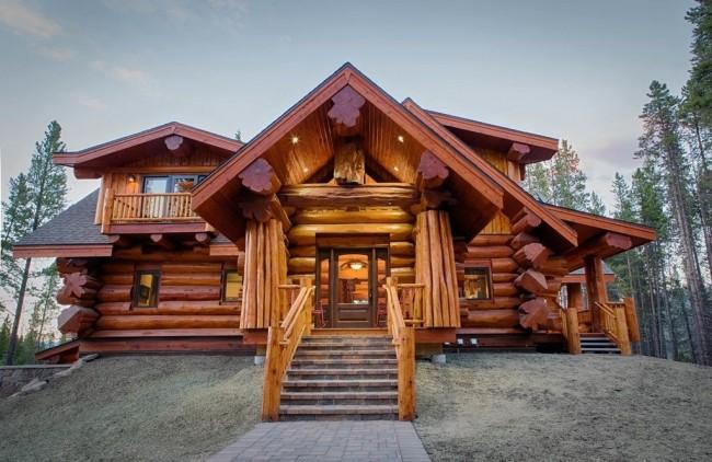 Прекрасный домик