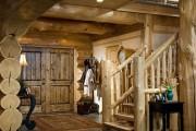 Фото 5 Дома из оцилиндрованного бревна (проекты, 57 фото): традиции и современность