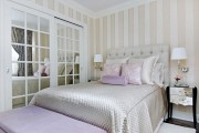 Фото 13 Раздвижные двери для гардеробной (43 фото): плюсы, минусы, виды конструкций