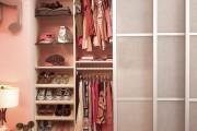 Фото 14 Раздвижные двери для гардеробной (43 фото): плюсы, минусы, виды конструкций