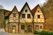Фото 15 Комбинированные дома из камня и дерева (51 фото): проекты, преимущества, особенности строительства
