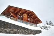 Фото 16 Комбинированные дома из камня и дерева (51 фото): проекты, преимущества, особенности строительства
