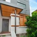 Как сделать козырек над крыльцом (61 фото): создаем красивый вход в дом фото