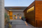 Фото 19 Как сделать козырек над крыльцом (61 фото): создаем красивый вход в дом