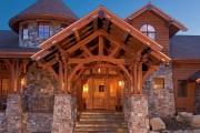 Фото 20 Как сделать козырек над крыльцом (61 фото): создаем красивый вход в дом