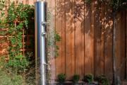 Фото 7 Летний душ для дачи своими руками: выбор места, материалы и этапы строительства